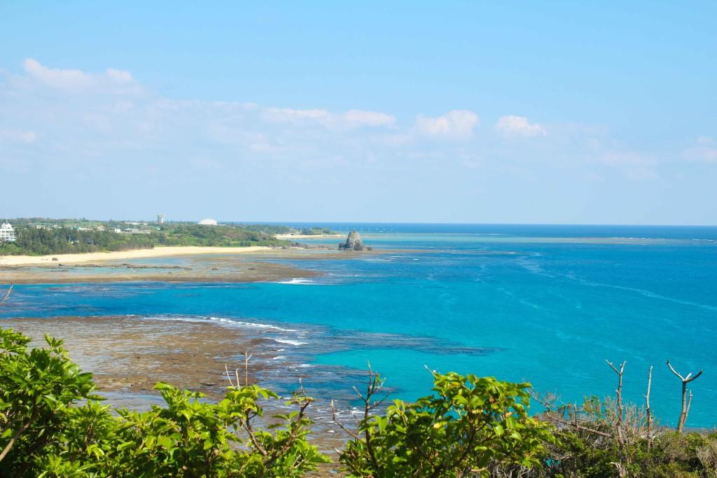 笠利町土浜の海岸