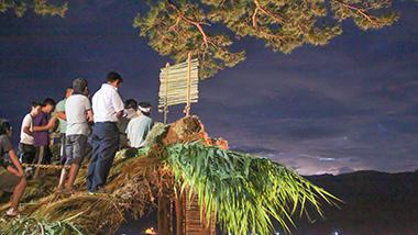 400年の歴史を誇る龍郷町•秋名集落の豊年祭「ショチョガマ」「平瀬マンカイ」