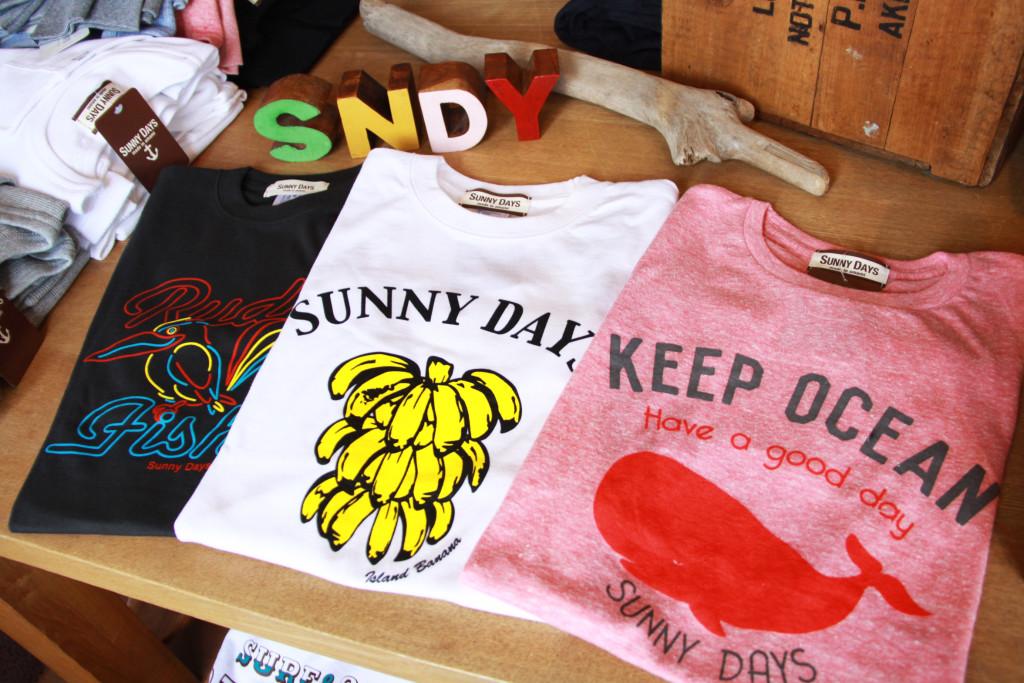 奄美、SunnyDays商品