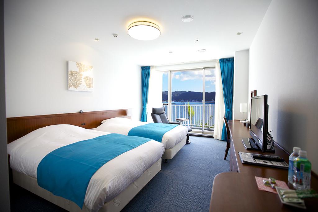 スパリゾート奄美山羊島ホテル客室