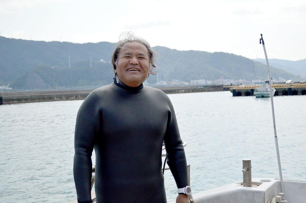 奄美の自然写真家:興克樹(おき・かつき)さん