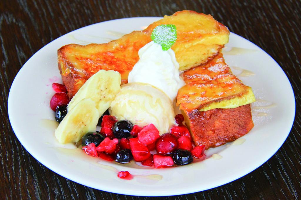 古仁屋カフェ&レストラン「てやん」フレンチトースト