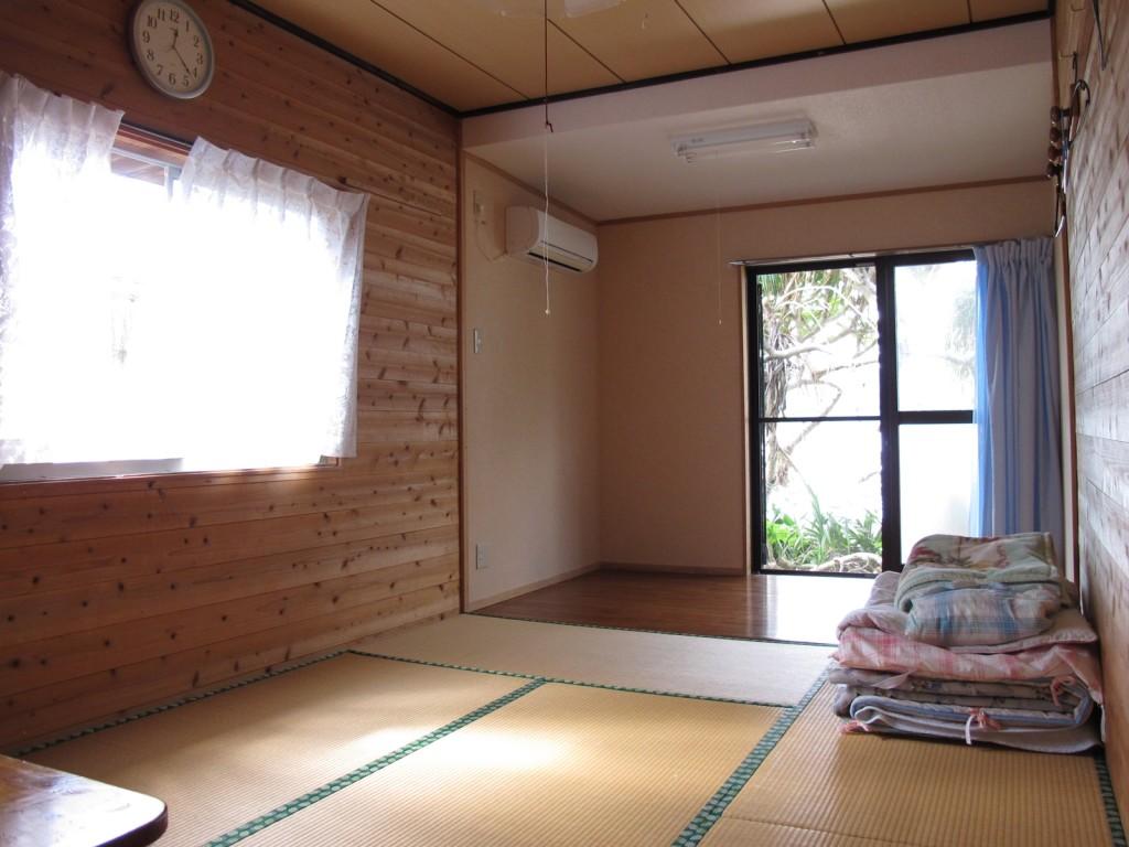 奄美民宿さんごビーチの客室