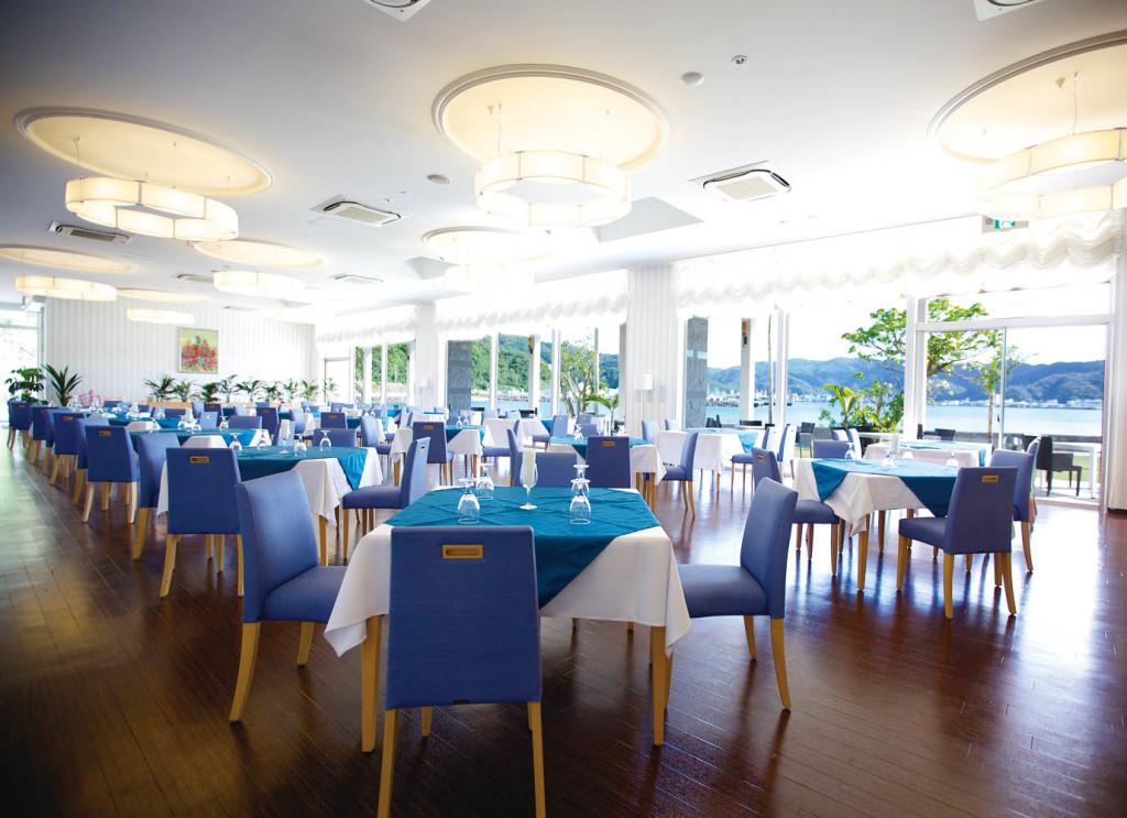 スパリゾート奄美山羊島ホテルレストラン