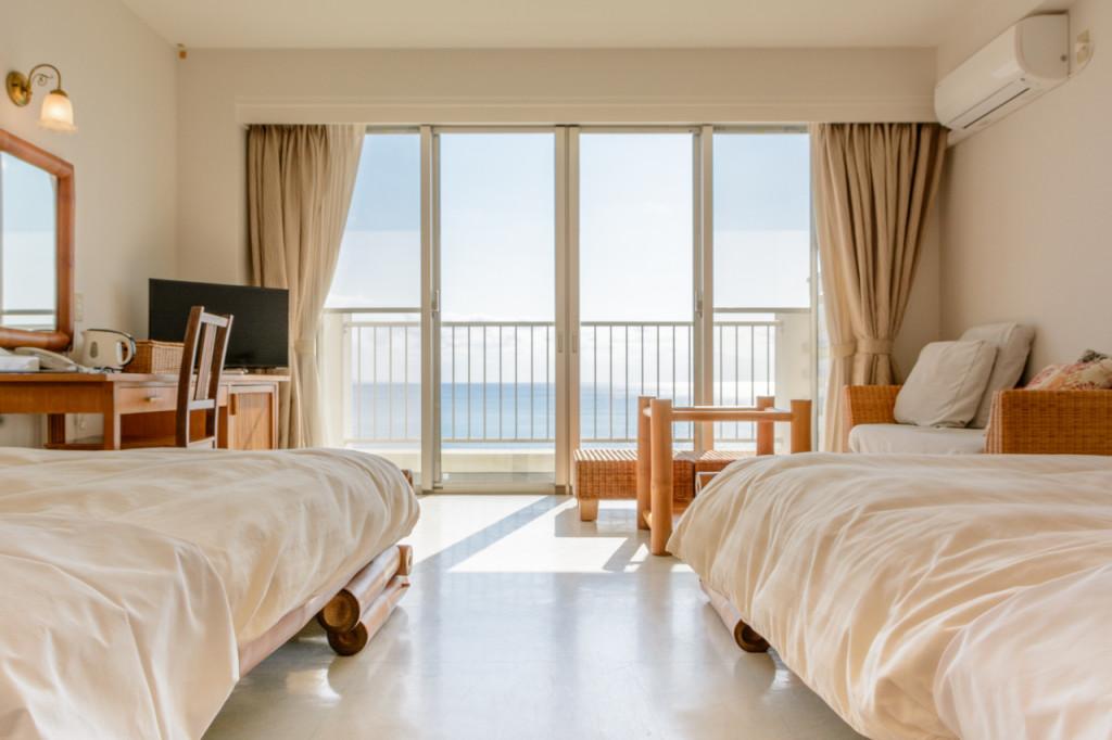 奄美ホテル「ティダムーン」客室