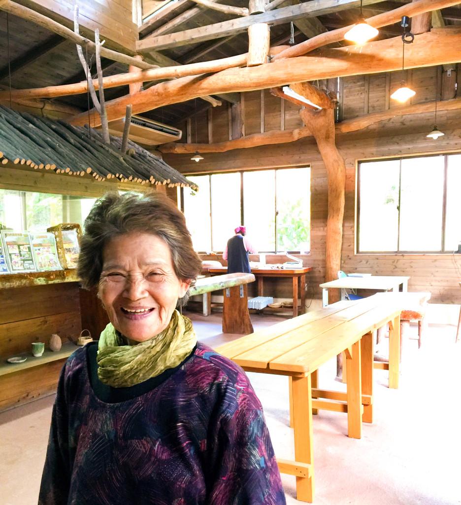 ケンムンの村で奄美の文化を体験tosiko-2