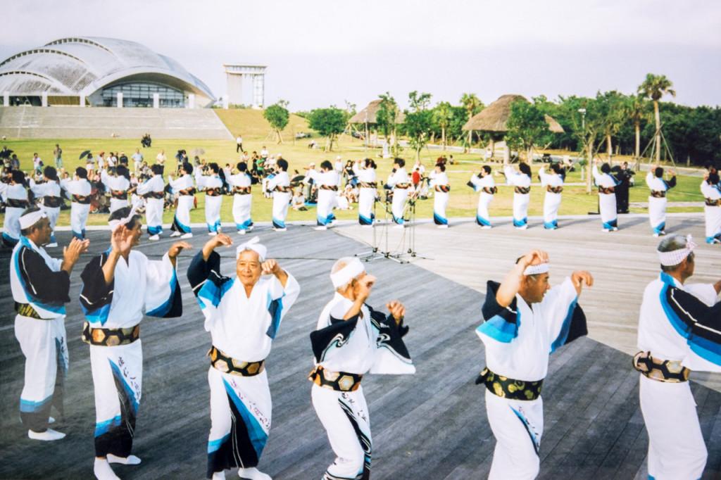 奄美の八月踊り