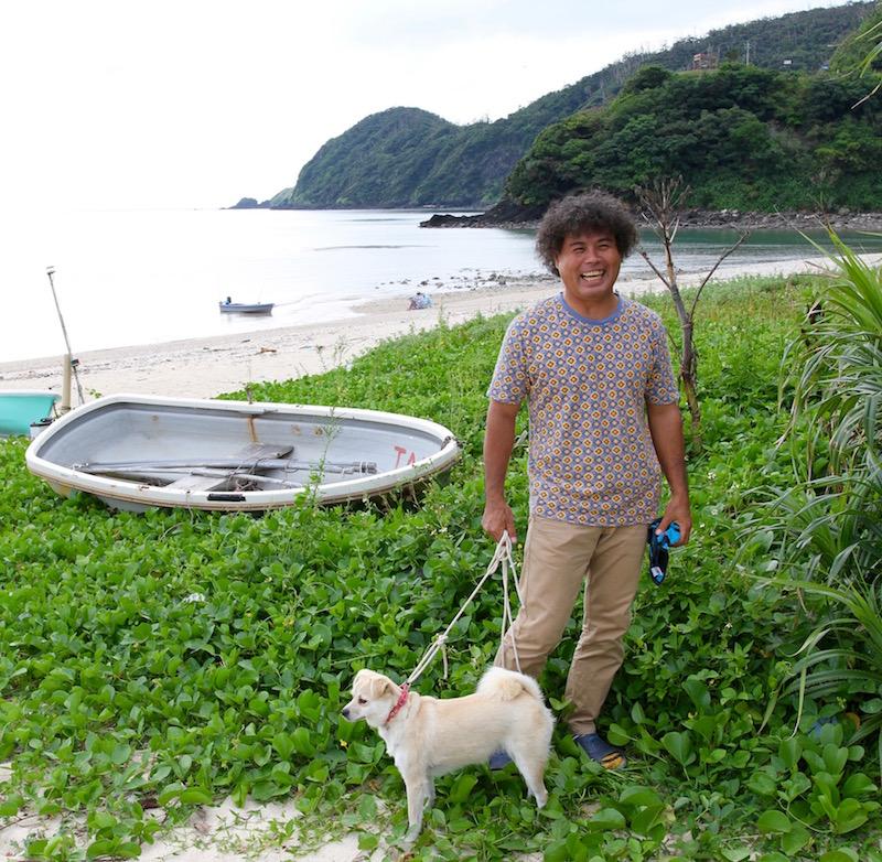 NPO法人TAMASU(たます)の代表理事、中村修さん