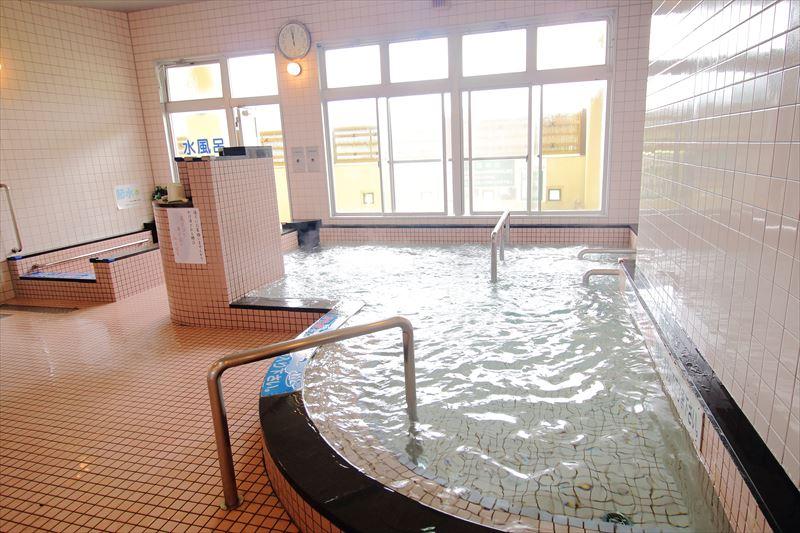 奄美体験交流館の大風呂