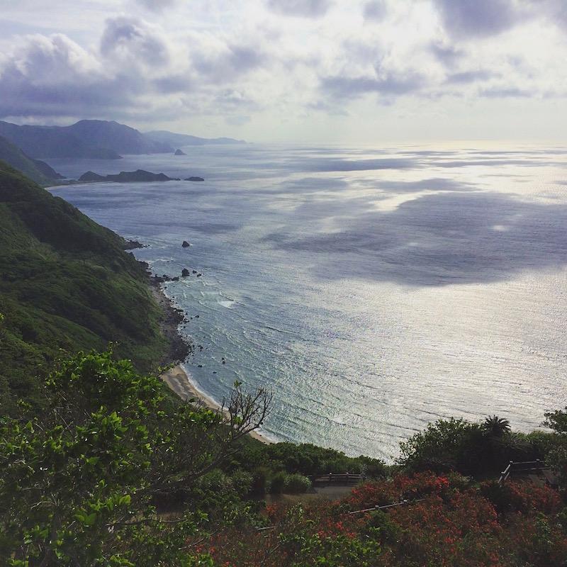 嶺山(みねやま)公園からの眺め