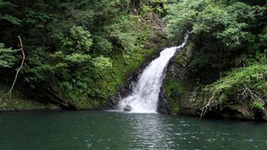旅人を癒す、すがすがしい聖地・マテリヤの滝の物語(奄美大島大和村)