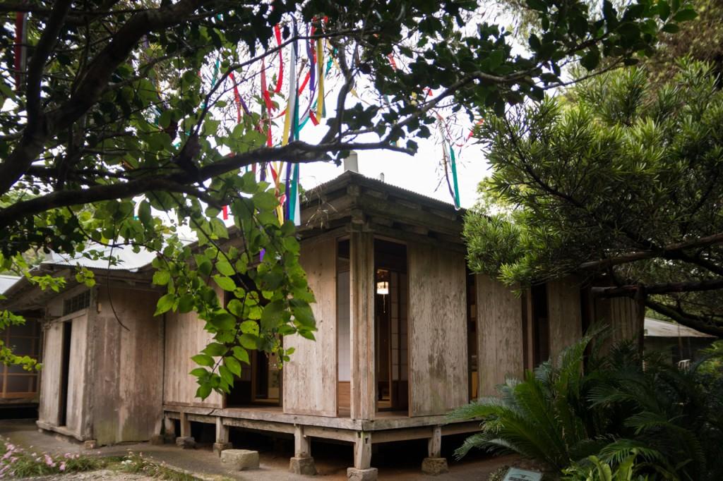 奄美笠利、国の有形文化財、薗家の母屋