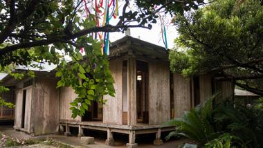 人気エリアの隠れた名所「薗家」 ひっそりと佇む緑深い別世界(奄美市笠利町)