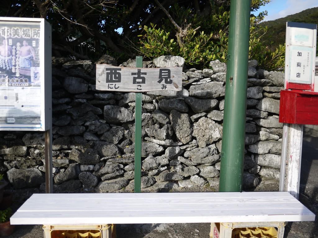 奄美西古見:サンゴの石垣