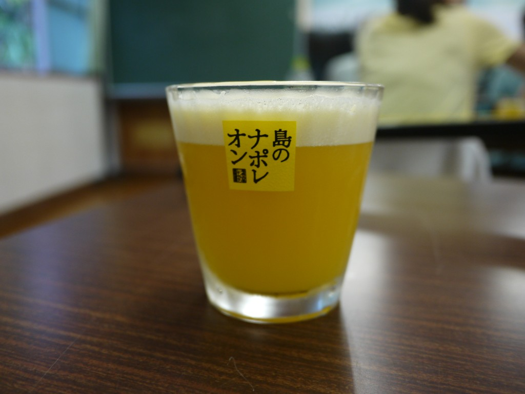 奄美のパッションフルーツジュース