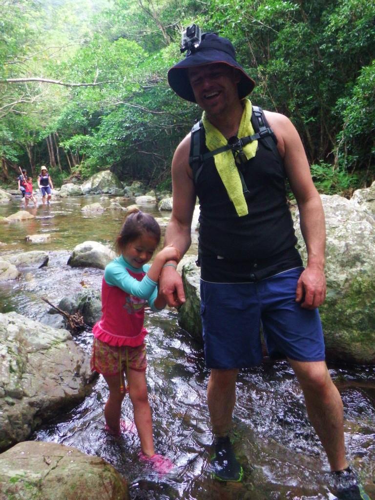 奄美「チルチルCafe」の野遊びツアー