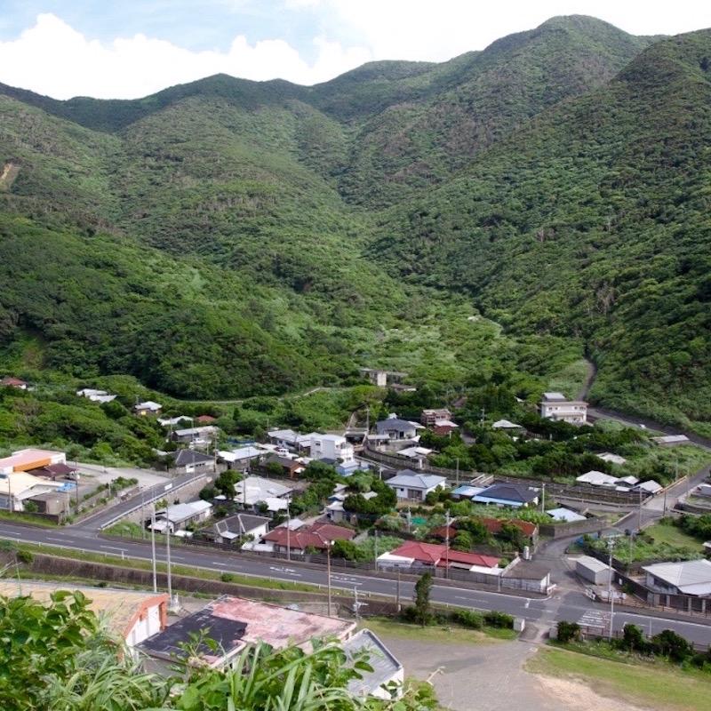 奄美大和村の戸円集落