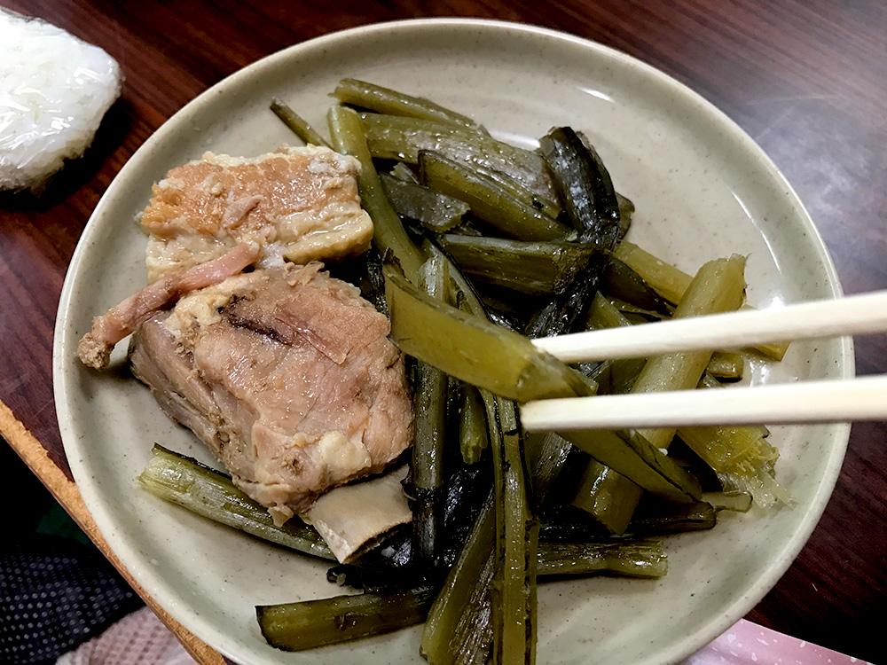 笠利の節田まんかい:料理