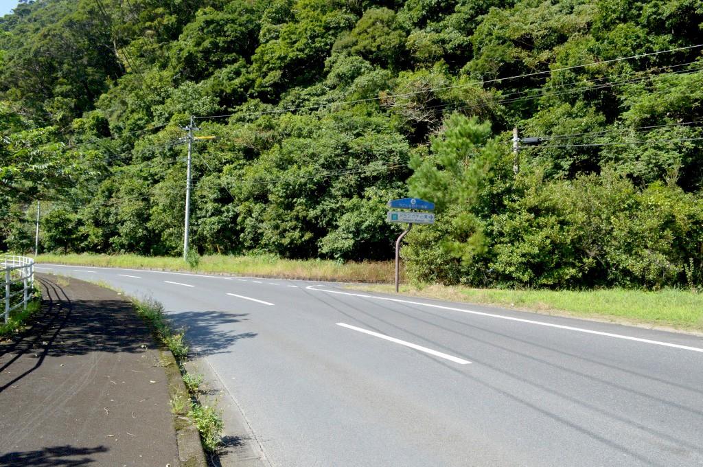 宇検村湯湾:アランガチの滝までのルート