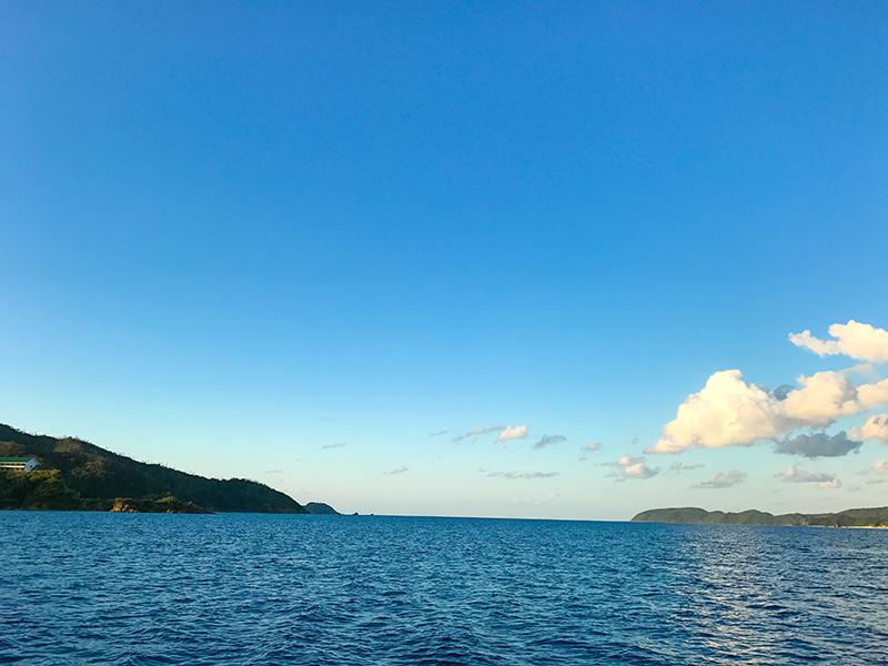 奄美ネイティブシー海原へ