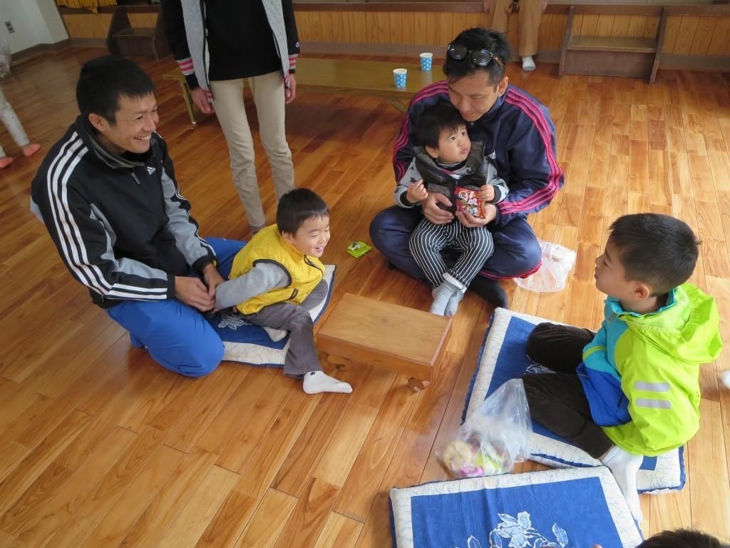 奄美ナンコ子供も大人も楽しむ