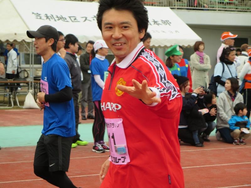 第9回奄美観光桜マラソン:ランナー