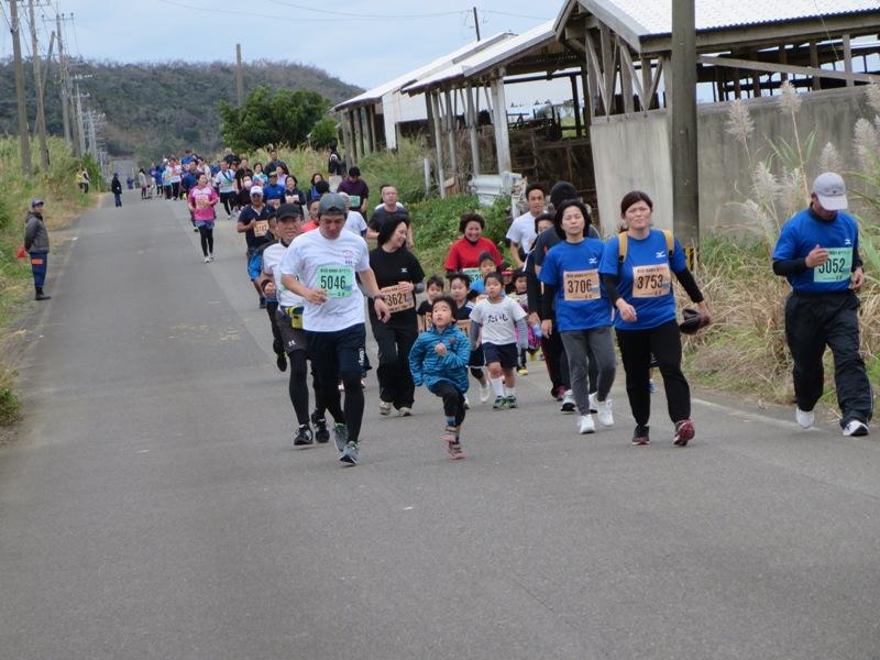 第9回奄美観光桜マラソン:ファミリーコース
