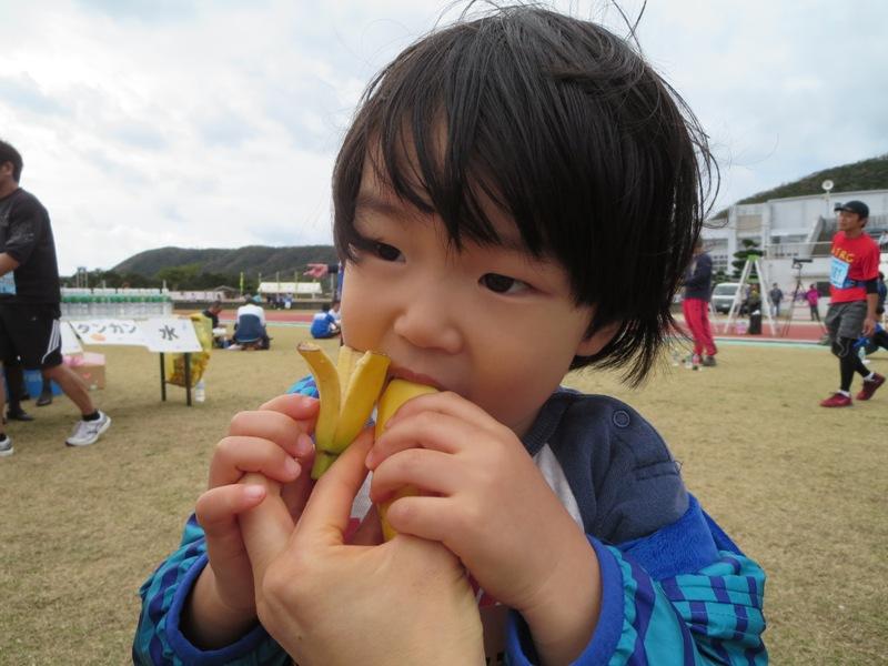 第9回奄美観光桜マラソン:完走後