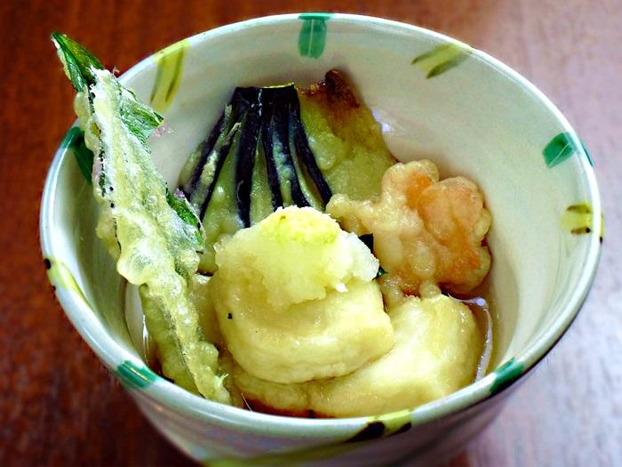 地豆豆腐の揚げだし2010