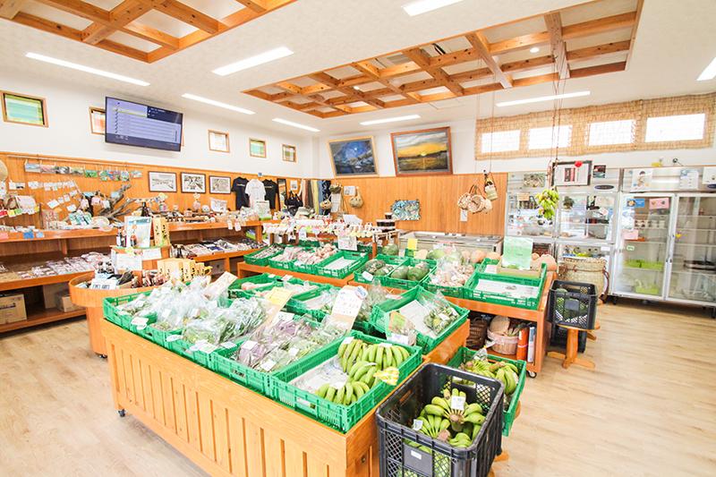 奄美加計呂麻島「いっちゃむん市場」