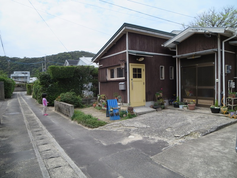 奄美のパン屋:KONERU外観