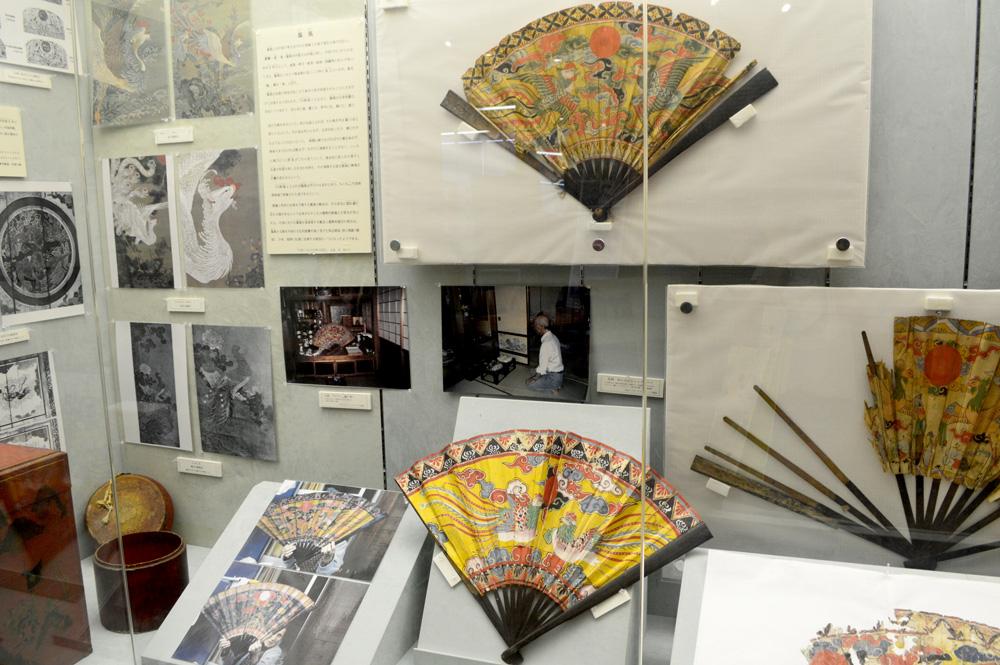 宇検村「元気の出る館」:ノロの祭祀儀礼の道具