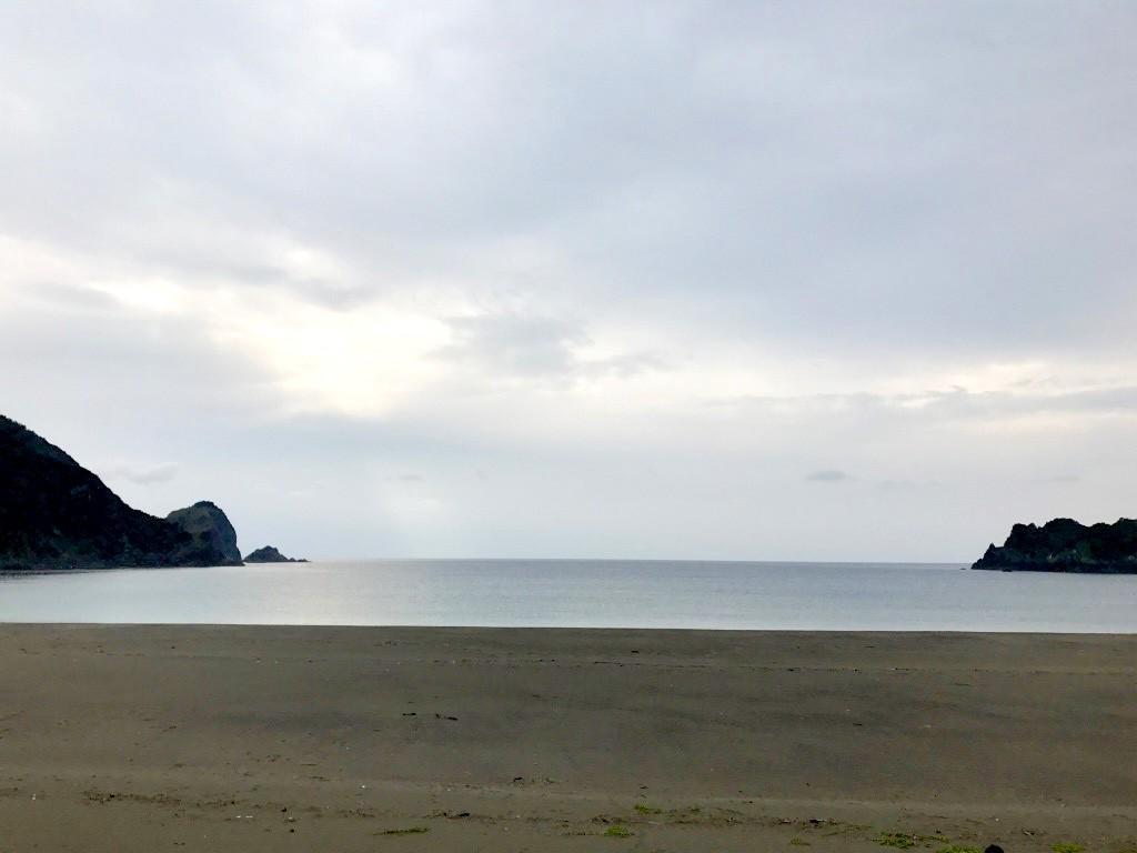 瀬戸内町嘉徳海岸