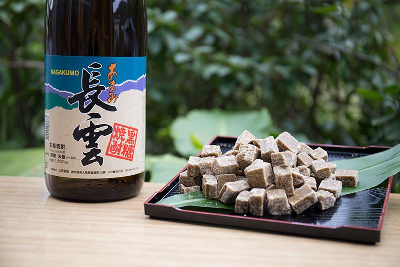 あまみ長雲(山田酒造)