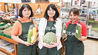 新鮮とれたて!加計呂麻島産品が手に入る農産物直売所「加計呂麻島のいっちゃむん市場」