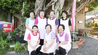 一味違う!地元龍郷町の素材を使った手作り特産品が大人気「あいかな」