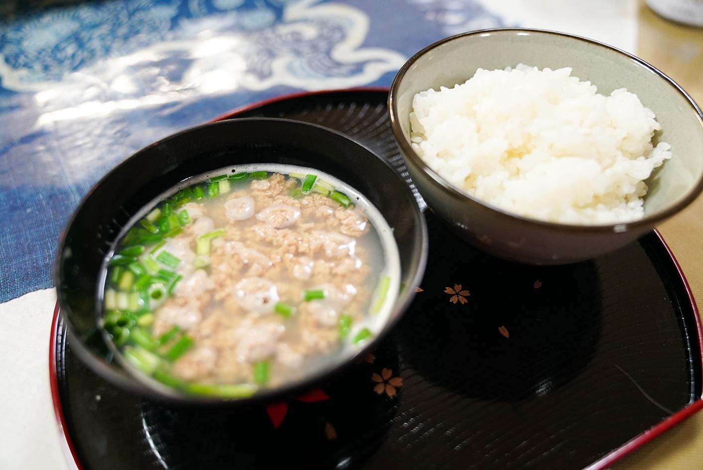 奄美の手作り朝御飯