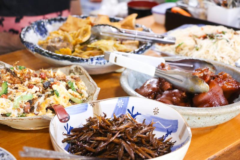 奄美笠利「野のはな」料理