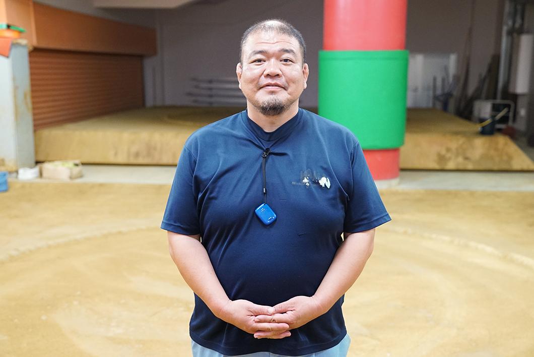 住用相撲クラブ監督:森田次郎さん