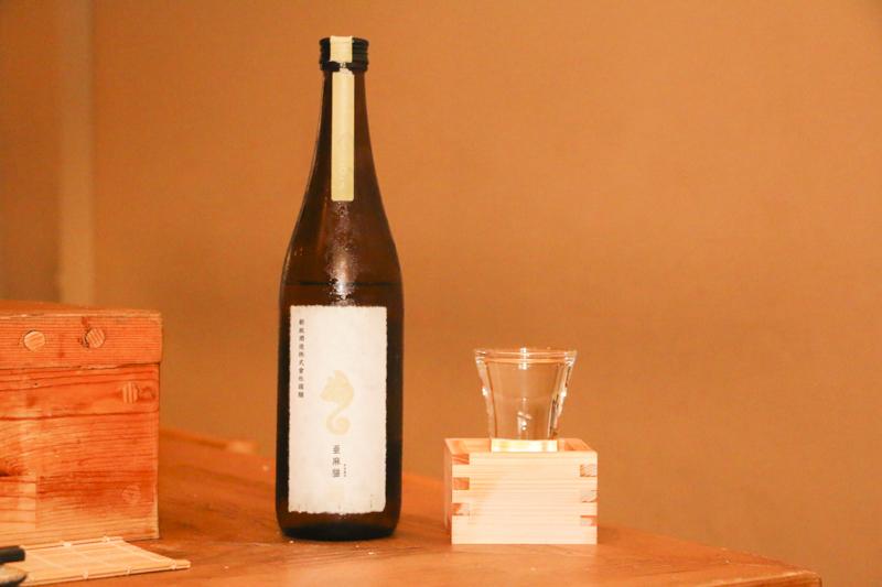 奄美の焼き鳥屋鳥重:日本酒