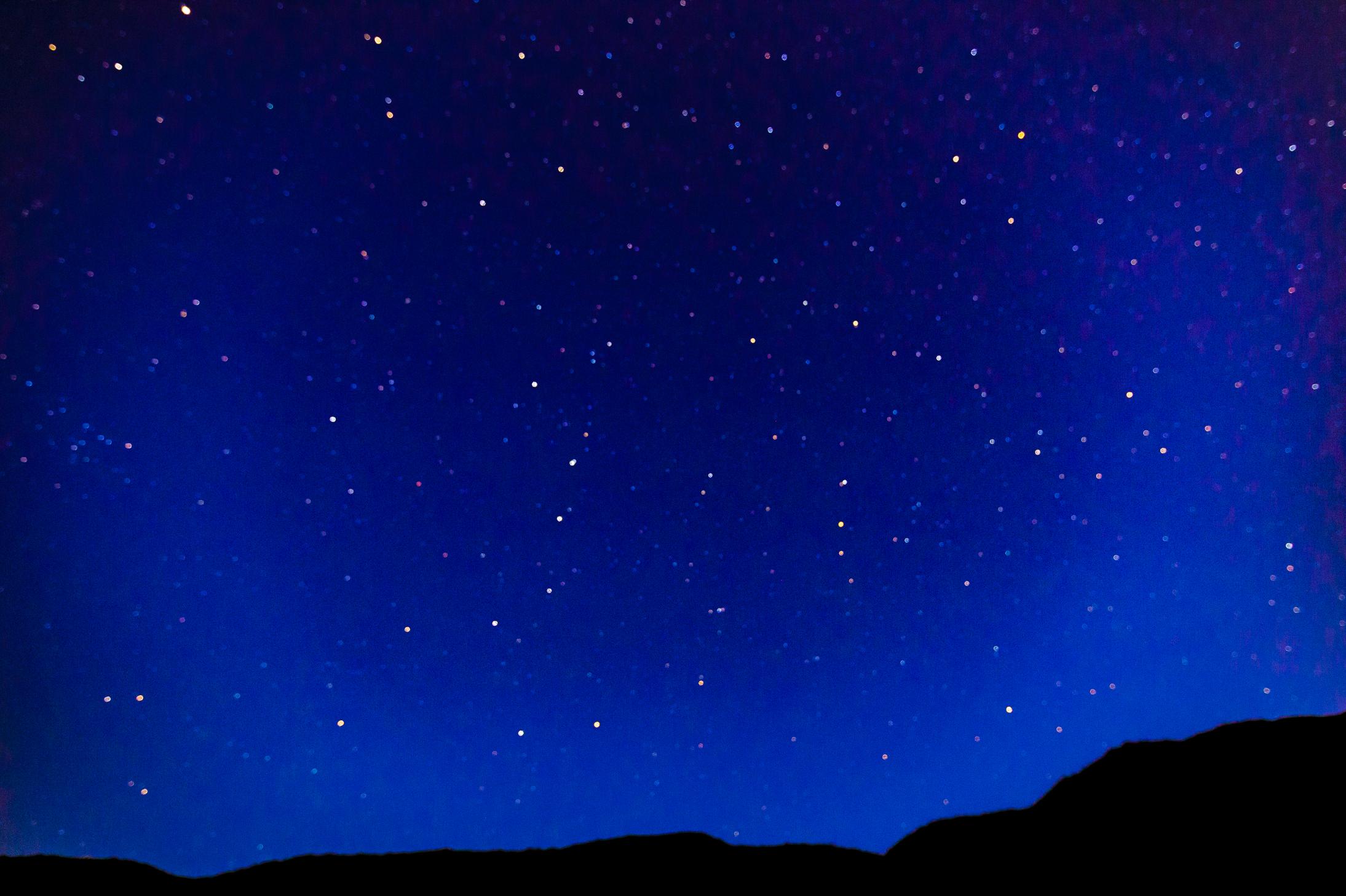 宇検村ナイトツアー:満天の星空