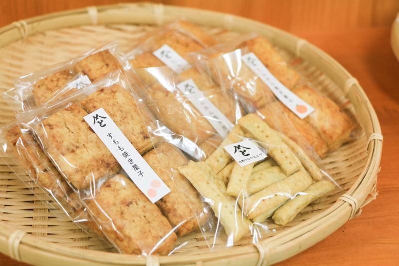 大和まほろば館のクッキー