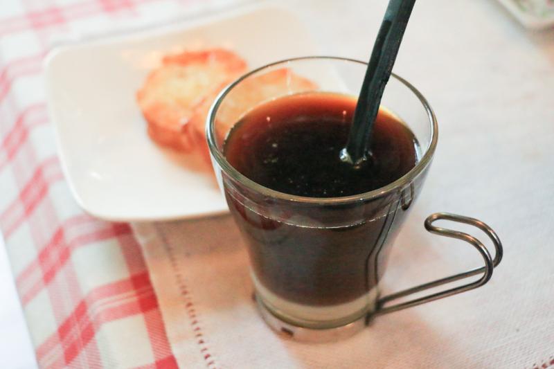 ウェスタナーズカフェベトナムコーヒー