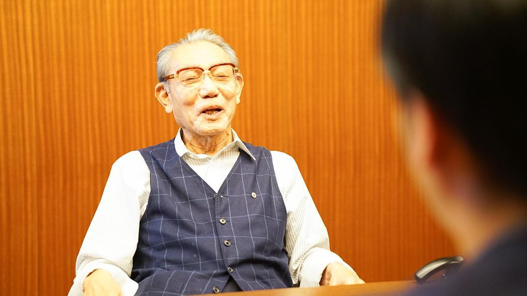 宇検村の開運酒造の渡博文さん