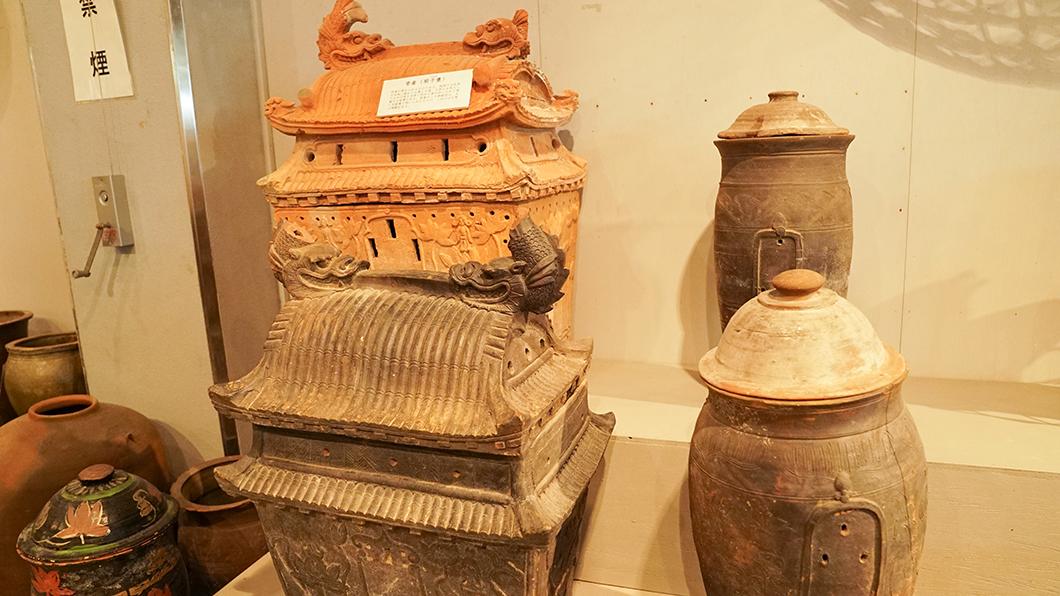 奄美大島の昔の骨壺