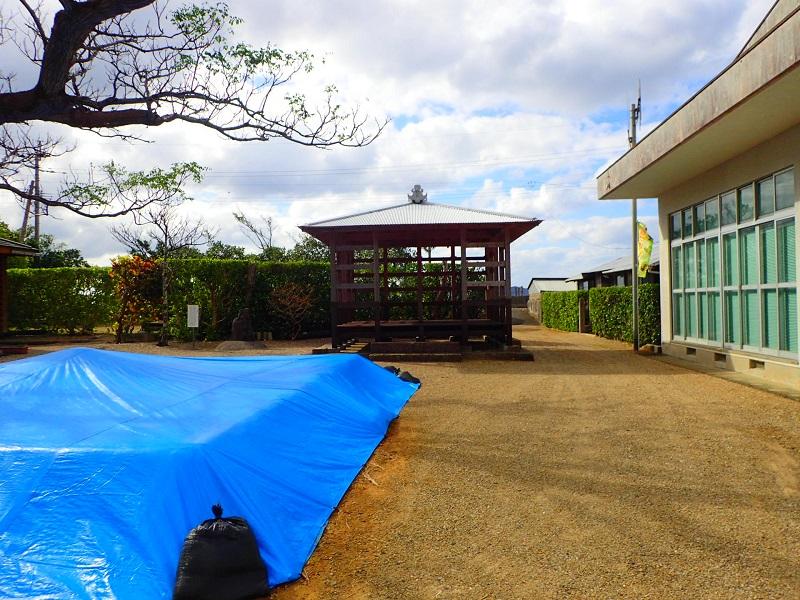 加計呂麻島の須子茂ミャー全景