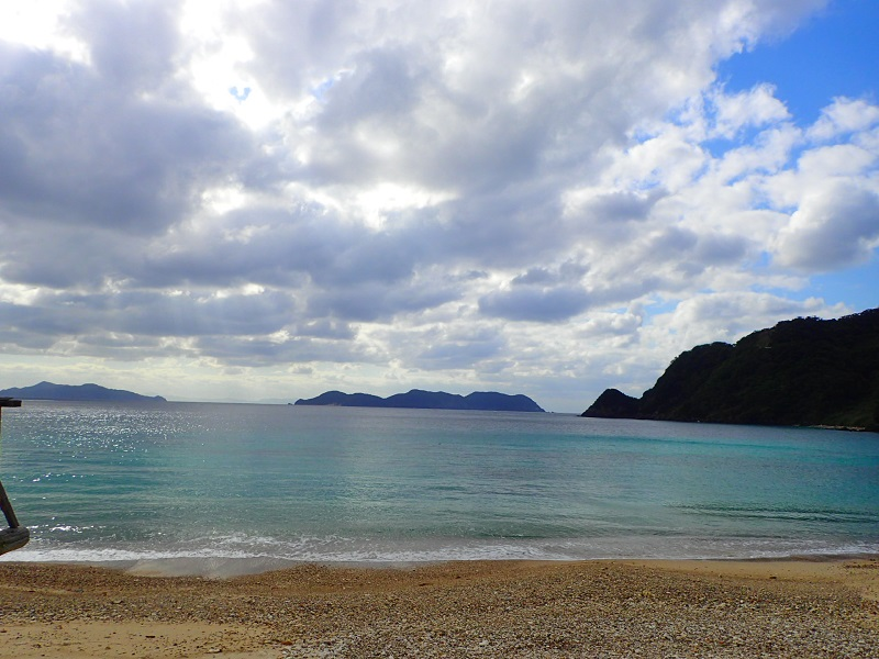 加計呂麻島須子茂海