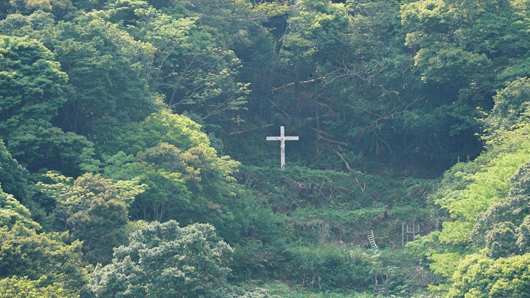 奄美大島 名瀬 教会 ケネディ