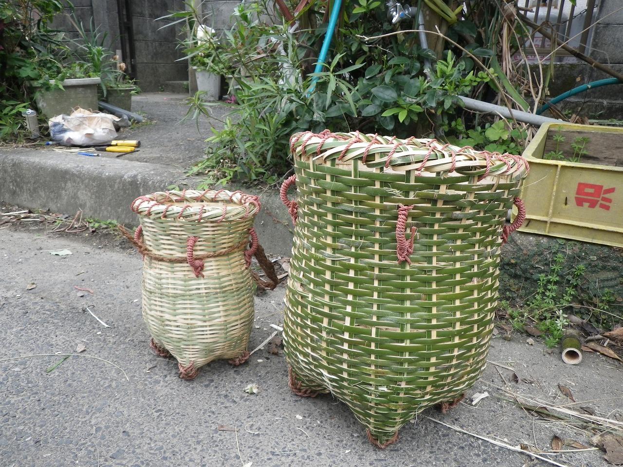 奄美の伝統民具テル