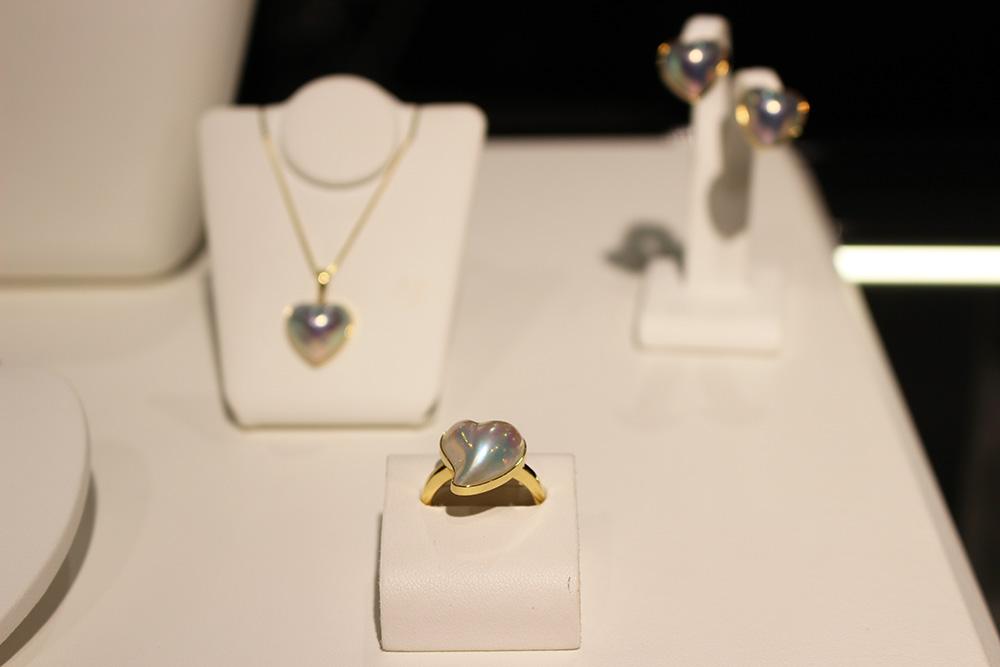 奄美大島の真珠